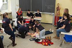 Malteser Celle - Schulsanitätsdienst | {Schulsanitätsdienst ausrüstung 63}